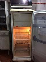 Geladeira consul refrigerador 320 controle de refrigeracao e degelo seco