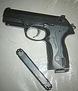 Pistola de chumbinho beretta px4 storm co2 4, 5mm