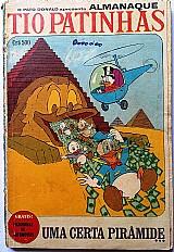 Almanaque tio patinhas 11,  12,  12,  14,  15 e 16 - todos de 1966