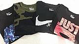 Camisetas de manga curtas nike original