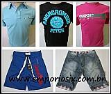 Camisetas, camisas de marca