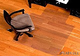 Tapete protetor de piso chair mat em pvc seatwell