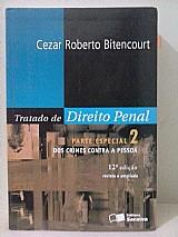 Livro: tratado de direito penal,  parte especial 2,   cezar