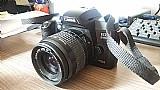 Maquina fotografica canon eos 5000 analogica - único dono