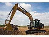 Escavadeira caterpillar 320 d consórcio unilance temos a melhor opção