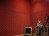 Espuma acustica para estudios