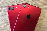 Novo apple iphone 7 red (limited edition) 32gb / 128gb / 256gb