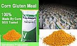 Racao milho vegetal pulverizado