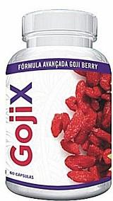 Gojix - 60 cápsulas emagrecedor 100% natural.