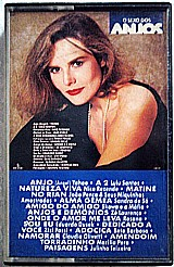 O sexo dos anjos – novela - trilha sonora nacional de1989 original