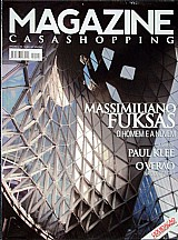 Massimillano fuksas,  paul klee,  o verao na decoracao,  revista casa magazine de janeiro 2012