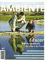 Educar para a celebracao da vida e da terra,   revista meio ambiente nº 40