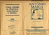 Antônio maria,  por gilberto mansur,  encarte especial da revista imprensa nº 4
