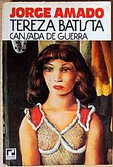 Tereza batista cansada de guerra,  jorge amado,  8ª edicao,  editora recod 1977