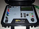 Vendo microhmimetro digital megabras,   modelo mpk-254