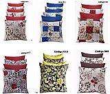 Kit almofadas e capas decorativas para sofa