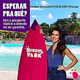 Dream park - passaporte preferencial vitalicio familiar