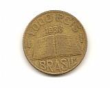 Moeda brasil 1000 reis 1938.- 162 -