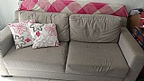 Sofa cinza claro