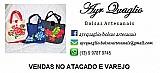 Aq- bolsas artesanais