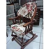 Cadeira de balanco 98 x 53 x 50