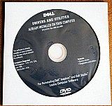 Dell drivers and utilities,  already installed on ypur computer,  cd / dvd instalacao original lacrado
