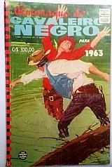 Almanaque cavaleiro negro 1963