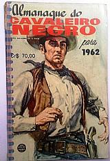 Almanaque cavaleiro negro 1962 rge com durango kid