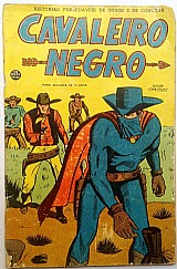 Cavaleiro negro 107 - julho/1961 - rge