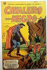 Cavaleiro negro 91 - marco/1960 - rge