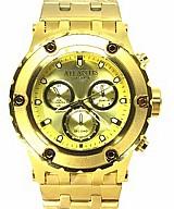 Relogio atlantis masculino j3358 dourado original sem juros