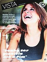 Fiuk,  ator e cantor (4 mini posteres)  malvino salvador (mini poster) e juliana (pianista),   revista vista nº 22  de 2012