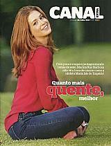 Marina ruy barbosa,  quanto mais quente melhor,  revista canal extra nº 851