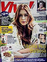 Marina ruy barbosa,  a fase nunca foi tao boa,  revista viva mais nº 864