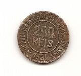 Moeda brasil 200 reis 1931.- 173 -
