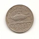 Moeda brasil 400 reis 1937.- 176 -