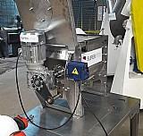 Misturador de plastico biodegradavel