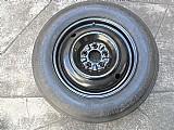 Ix35 ix 35 roda ferro aro 16 temporario fino estepe pneu usado p.fumagalli cpa mooca