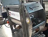 Misturador de pos e massas tipo ribbon blender