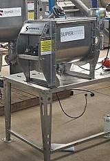 Misturador de massas e granulados ribbon blender