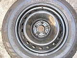 Fiat toro roda original ferro aro 16 pneu usado p.fumagalli cpa mooca estepe reserva avulso