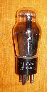 Valvula eletrônica antiga tipo 1v.- 178 -