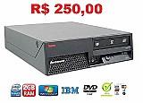 Cpu dualcore 2.8 ghz 2 gb ram gravador de dvd windows 7 entrego gde sao paulo e osasco