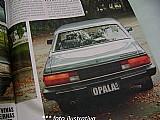 Opala comodoro sle 2.5 4 cilindros à gasolina - completo