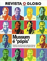 Mussum e popis,  biografia marca 20 anos do falecimento do artista,  revista globo 01-06-2014