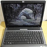 Notebook hp compaq 540 core2duo t5470 1.6ghz 2g hd160 14