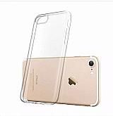 Capinha case ultra-fina transparente tpu iphone 6,   7,   7 plus