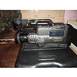 Camera panasinic m9000 svhs/ c/ 3 bateria e carregador ok