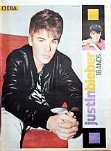 Justin bieber,  poster  homenagem ao completar 18 anos