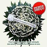 Coroa de flores velorio cemiterio do parque renascer 199, 00 sem frete renascer floricultura